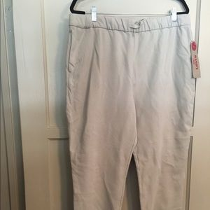 Levis Athleisure Chino Jogger Pant